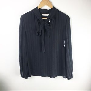 Tory Burch pleated Blouse